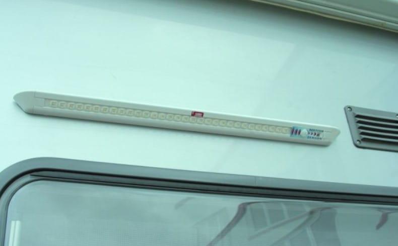 Oświetlenie Ledowe Z Czujnikiem Ruchu Led Sensor Door Light Fiamma Do Kampera Przyczepy Kempingowej