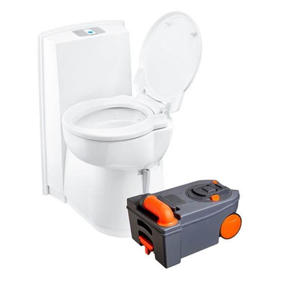 Toaleta Kasetowa Do Zabudowy C263 Cs Thetford Do Kampera Przyczepy Kempingowej